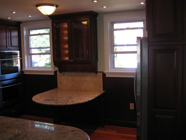 Renovated kitchen in Mount Airy
